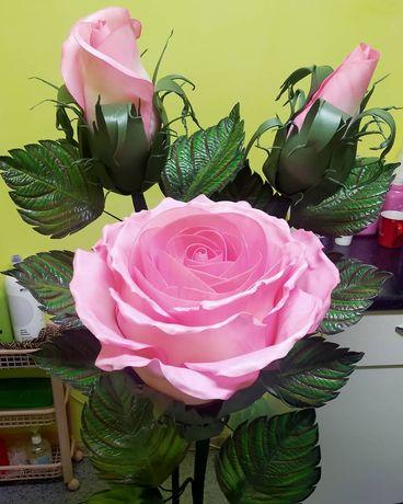 Светильники-розы. Принимаю заказы. В любом цвете можно заказать.
