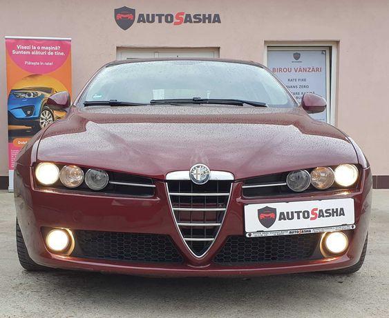 Alfa Romeo 159 Sportwagon/Euro 4/1.9D/120 CP/Piele/Rate fixe cu avans0