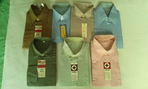 Мъжки ризи ,жилетка