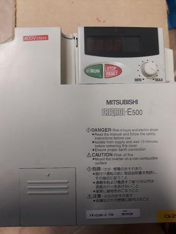 Честотен регулатор(инвертор)Mitsubishi 0,75кw/400V