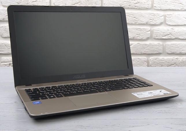 Новый мощный ноутбук ASUS (VivobookMax) 512 гб—.