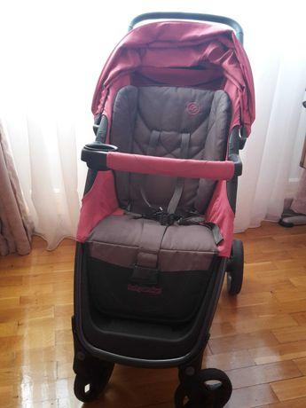 Carucior Baby Design Clever in garantie