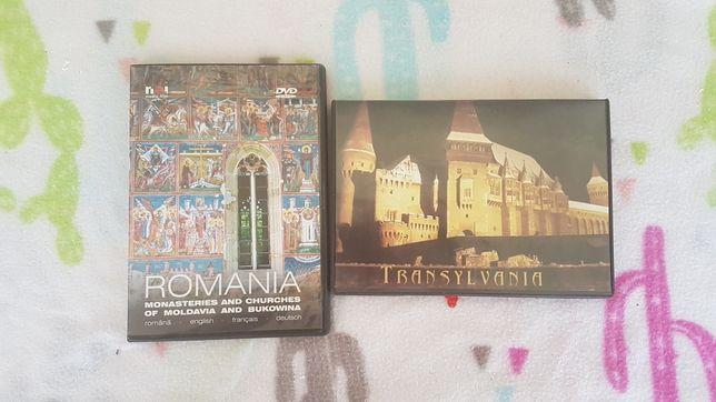 2 documentare Mănăstiri Romania si Transivania
