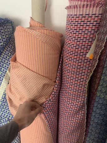 Materiale Textile Italia, sacou, pantaloni, rochie, fusta, matase
