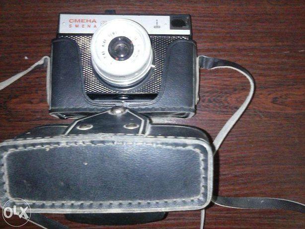 Смена-8М фотоапарат