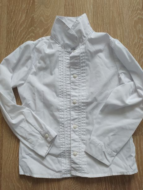 Рубашка блузка кардиган Next 7/122