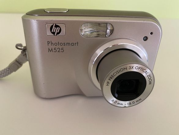 Фотопарат Photosmart M525 HP с карта