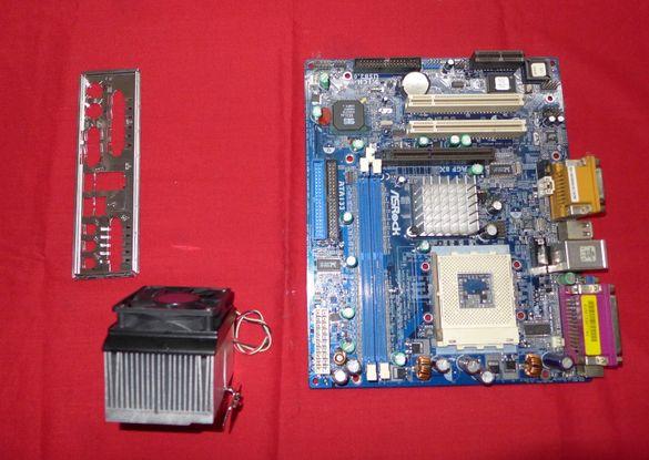 Дънна платка Asrock K7S41 MB s.462 AMD процесори