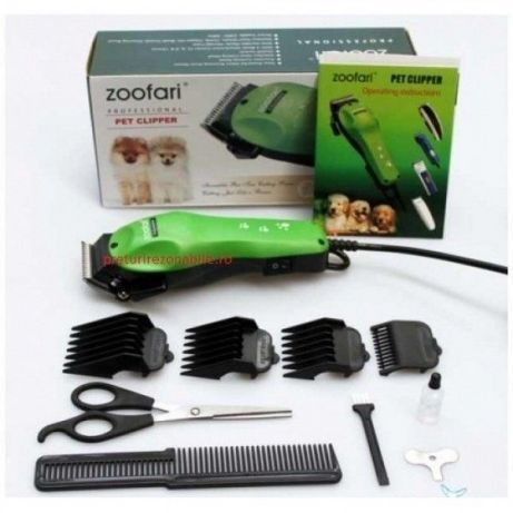Masina pentru tuns caini si pisici marca Zoofari