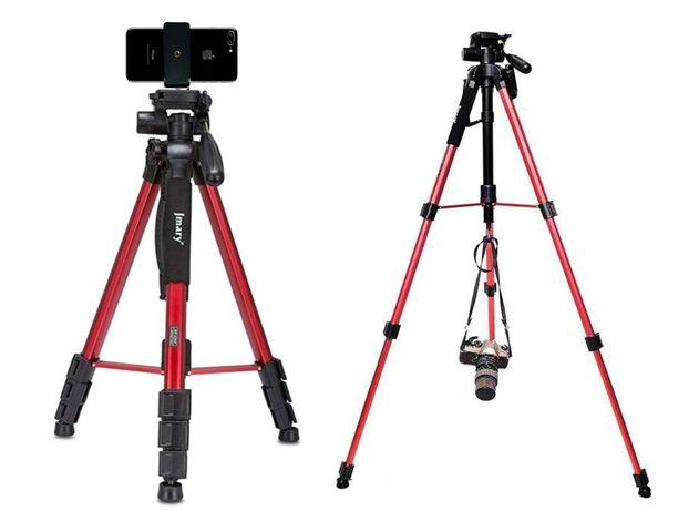 Штатив 2в1 Монопод для камеры и телефона (смартфон) 140см