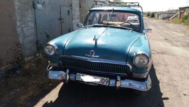 Ретро Автомобиль М-21