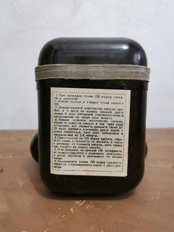 Стари военни полеви аптечки