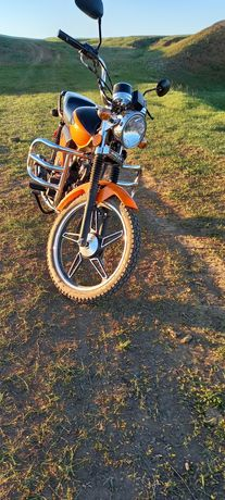 Продам мотоцикл 110куп