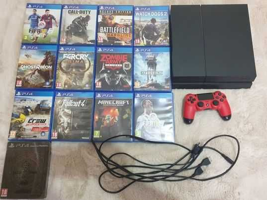 PS4 cu un controller