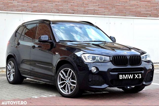 BMW X3 BMW X3 biturbo 313cp M Pachet