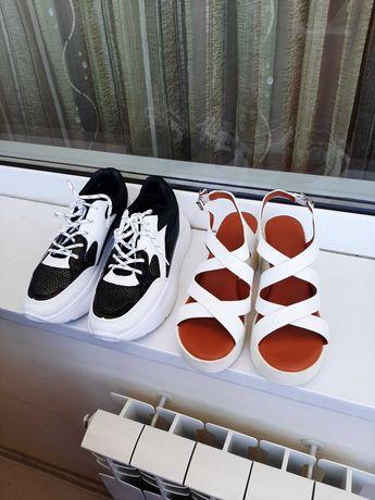 Vand adidasi si sandale