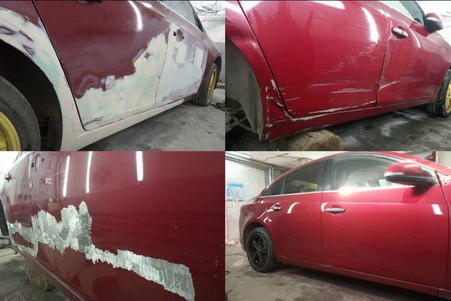 Покраска авто, кузовной ремонт
