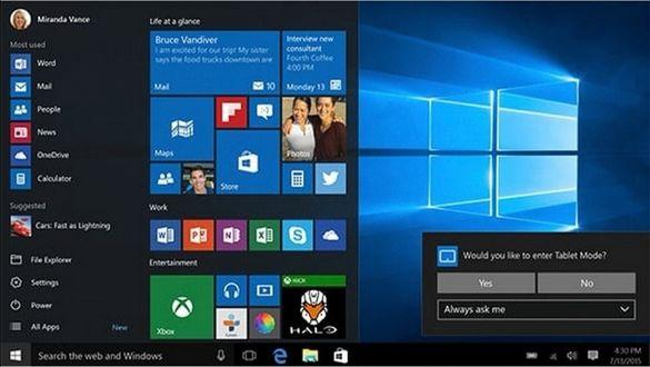 Експресно инсталиране на Windows в рамките на един час за windows 10