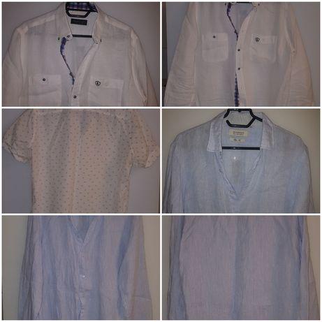 Рубашки мужские на лето