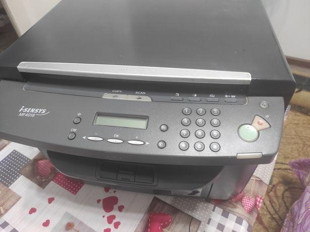 Принтер, Сканер, Копир. Canon MF 4018. 3 в 1