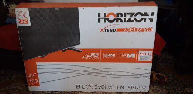 "Smart Tv 4k Horizon 43"" (109cm)"