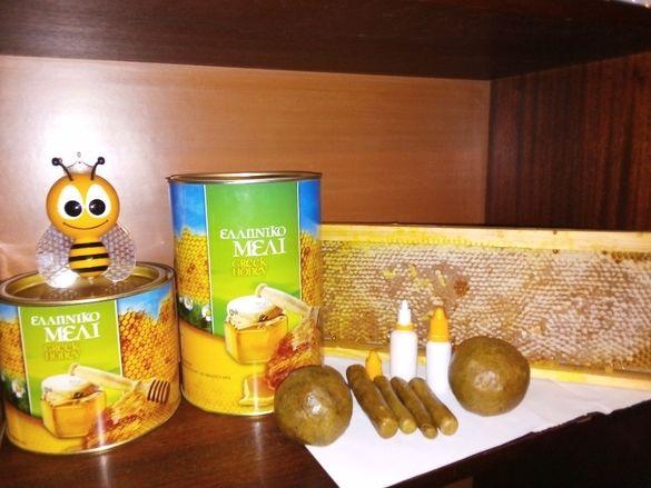 Качествени пчелни продукти-мед,прополис,восък