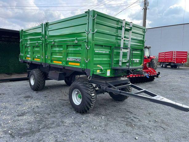 Remorca agricola / Remorca pentru cereale 10 tone cu 2 axe
