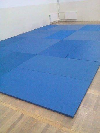 Saltele judo-tatami