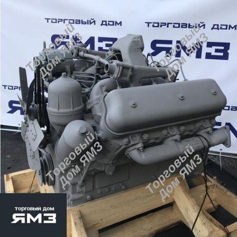 Двигатель ЯМЗ 236 М2-02