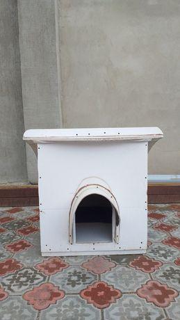 Домик,будка для собак