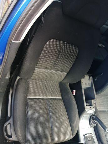 Седалки за Пежо-407(ръчни и електрически).