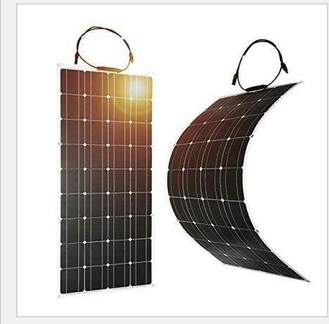 Гъвкави соларни панели DOKIO 50W,80W,100W,150W соларен панел