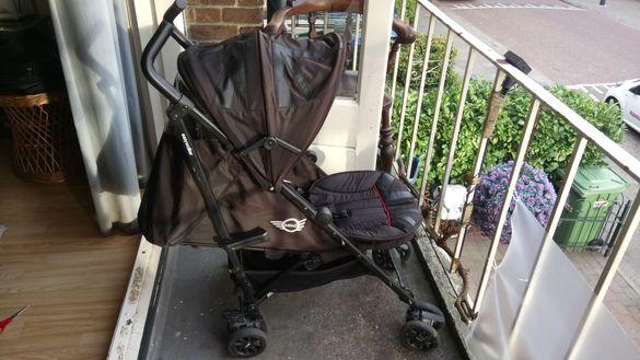 Детска количка Easywalker Mini Cooper