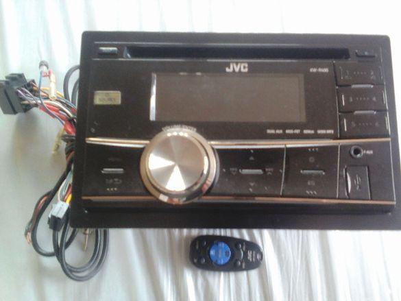Авто радио сд и ченджър jvc 2 din Sony Panasonic Pioneer