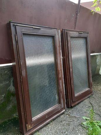 Vand geamuri termopan cu tamplarie din lemn