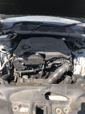 Motor jaguar xj xf range rover sport discovery 3.0 306dt