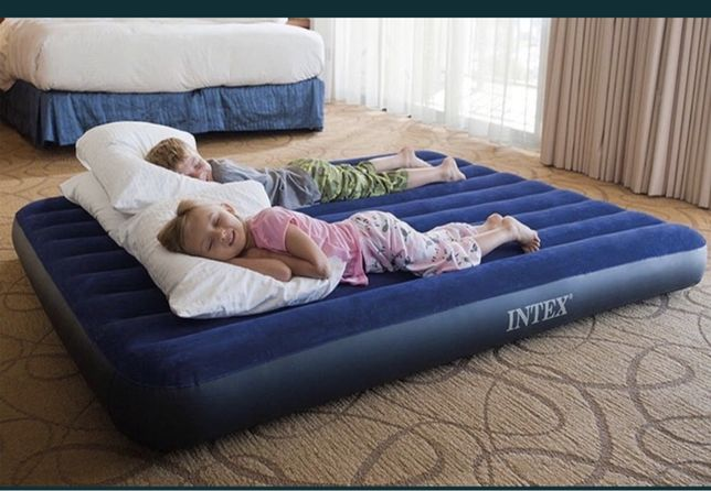 Надувные матрасы в наличии Актау кровать
