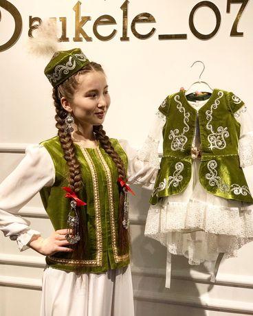 Кажекей, камзол, национальная одежда