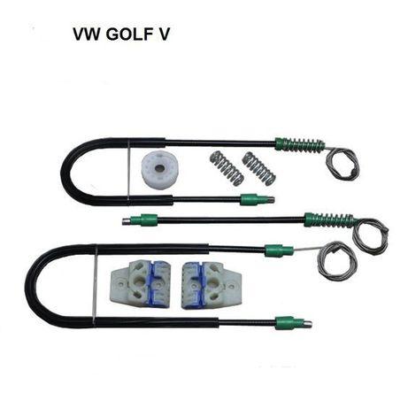 VW Golf 5. Ремкомплект стеклоподъёмника. Алматы. Доставка в регионы