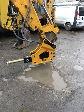 Picon hidraulic pentru buldoexcavator Caterpillar si JCB-3CX
