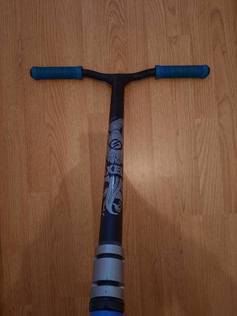 Trotineta OXELO (scooters) MF1.8+blue grey