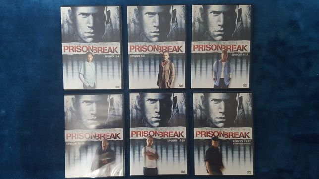 Colectie Prison Break