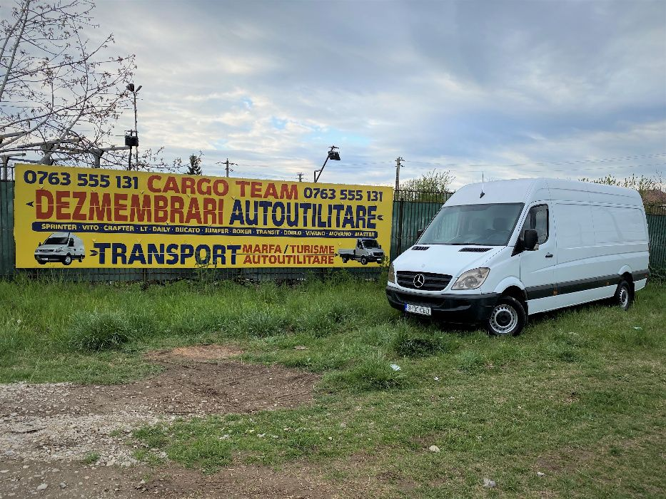 TRANSPORT MARFA NON STOP materiale constructii mobila INTERN 3,5 7,5 T Targoviste - imagine 1