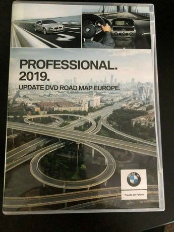 Vand DVD Navigatie Professional BMW 2019 (3 dvd)