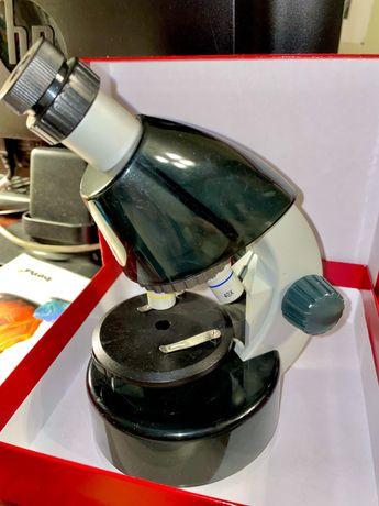 Детский микроскоп levenhuk LabZZ M101