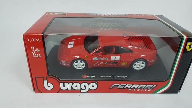 Macheta Ferrari Racing F355 Challenge 1/24- 129ron