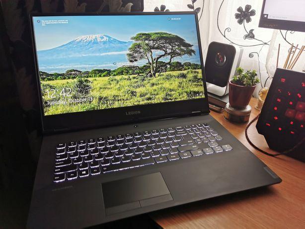 Laptop gaming Lenovo Legion Y-540 17inch 16Gb, 500GB SSD, GTX 1650