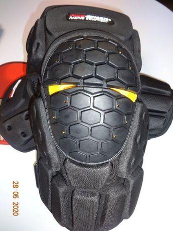 Наколенки pro biker за коляно протектори мото вело мотор крос ендуро