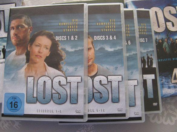 Изгубени (2004 година) Lost
