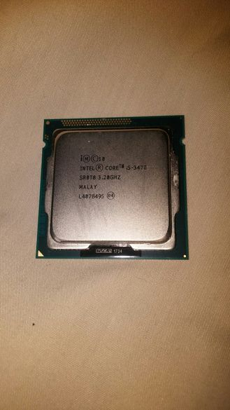 Intel i5 3470 s.1155 up to 3.8MHz